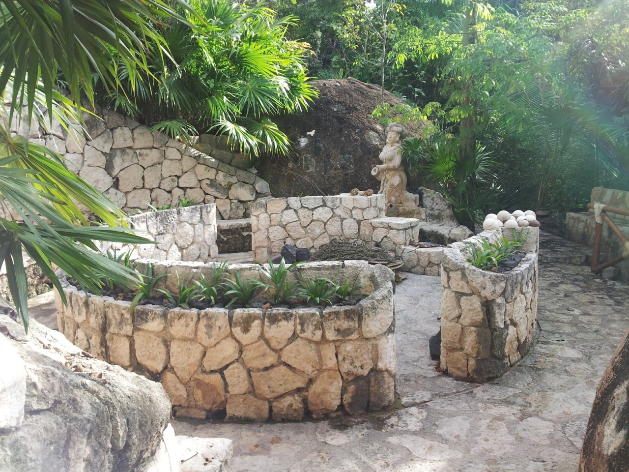 Temazcal Mayan Sweat-lodge Ceremony