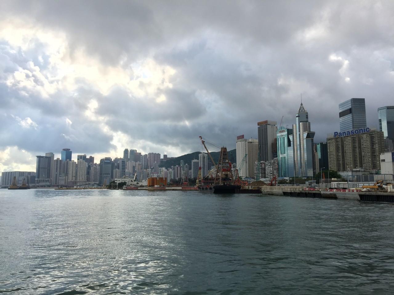 Hong Kong First Impressions